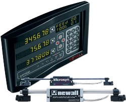Newall Newall DP700 MILL DRO Packages